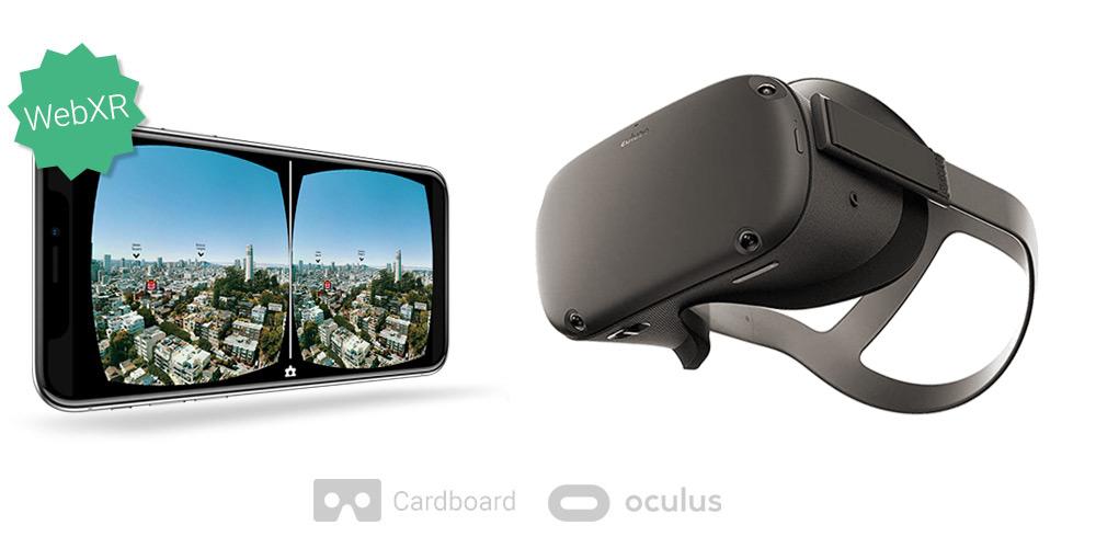 WebVR comes to Kuula - experience Virtual Reality