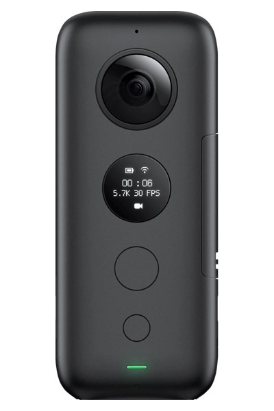 Insta360 ONE X - 360 degree camera